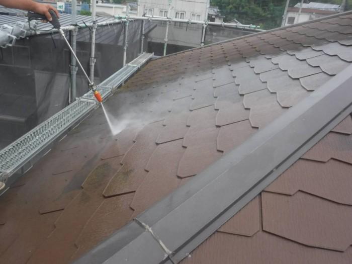 岡山県での改修工事・屋根塗装工事のご紹介